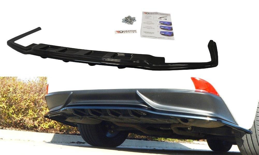 Splitter Tylny Środkowy Lexus IS Mk3 H (Z dyfuzorem) - GRUBYGARAGE - Sklep Tuningowy